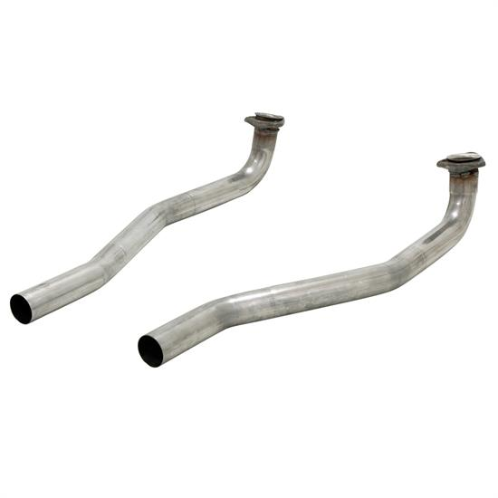 Flowmaster 81075 Manifold Downpipes, 65-67 Chevy