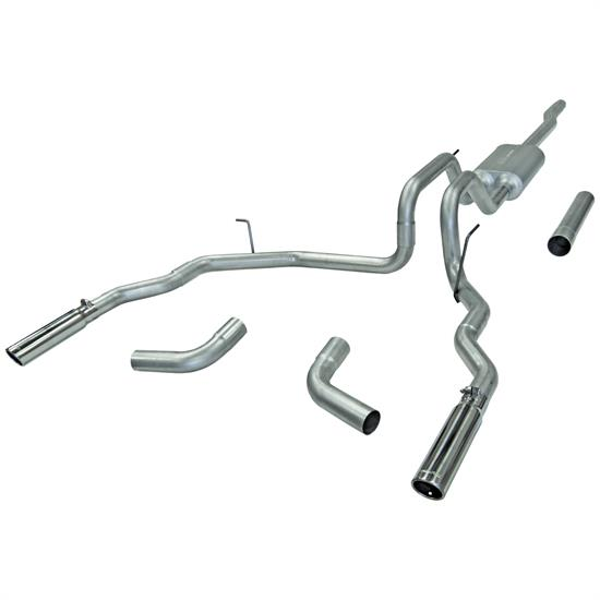 Flowmaster 817418 Force II Exhaust Kit, 2004-08 Ford/Lincoln