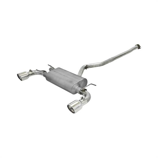 Flowmaster 817596 American Thunder Exhaust Kit, 2013-16 Scion
