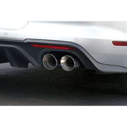 Flowmaster 817859 American Thunder Axle-Back, 2018-19 Mustang GT