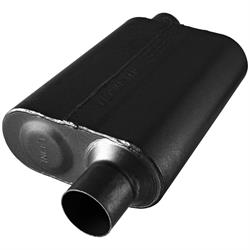 Flowmaster 842548 Stainless Super 44 Series Muffler, 2.50 In/Out