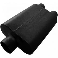 Flowmaster 8430452 Super 44 Series Muffler, 3.00 In/ 2.50 Out