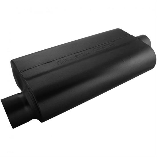 Flowmaster 843051 50 Series Delta Flow Muffler, 3.00 In/Out
