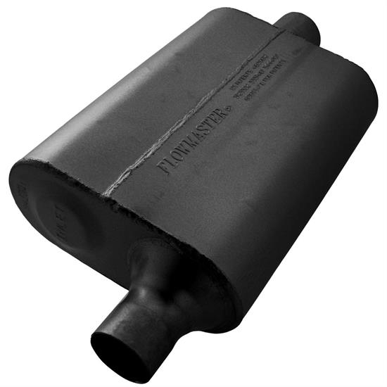 Flowmaster 942041 40 Series Delta Flow Muffler, 2.00 In/Out