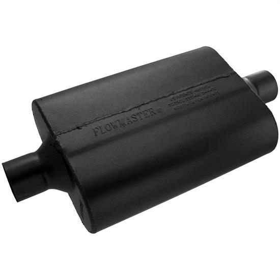Flowmaster 942440 40 Series Delta Flow Muffler, 2.25 In/Out