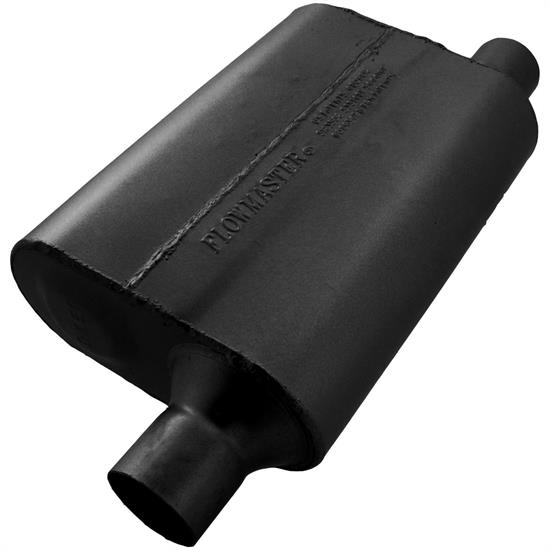 Flowmaster 942444 40 Series Delta Flow Muffler, 2.25 In/Out