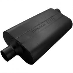 Flowmaster 942452 50 Series Delta Flow Muffler, 2.25 In/Out