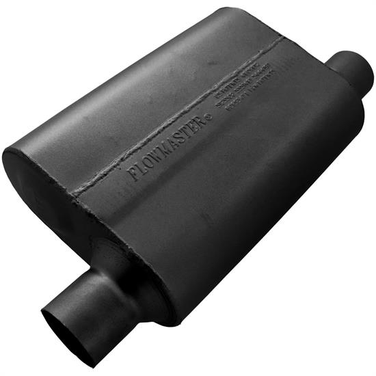Flowmaster 942544 40 Series Delta Flow Muffler, 2.50 In/Out