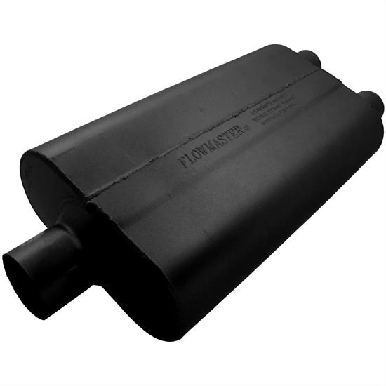 Flowmaster 9425502 50 Series Delta Flow Muffler 2.50 In/ 2.00 Out