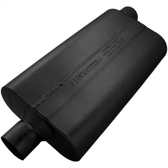 Flowmaster 942552 50 Series Delta Flow Muffler, 2.50 In/Out