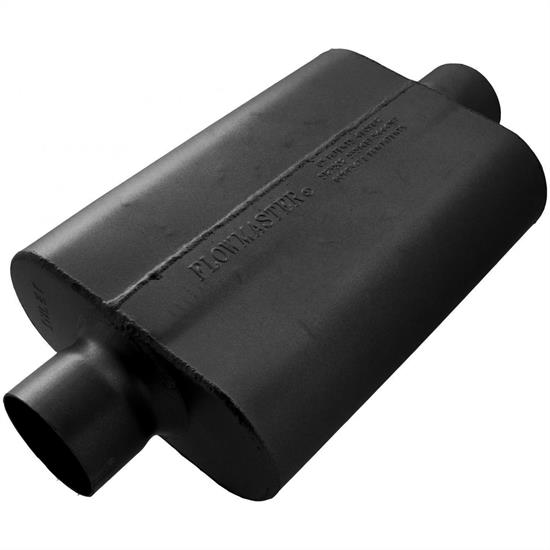 Flowmaster 943040 40 Series Delta Flow Muffler, 3.00 In/Out