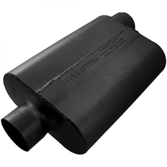 Flowmaster 943042 40 Series Delta Flow Muffler, 3.00 In/Out