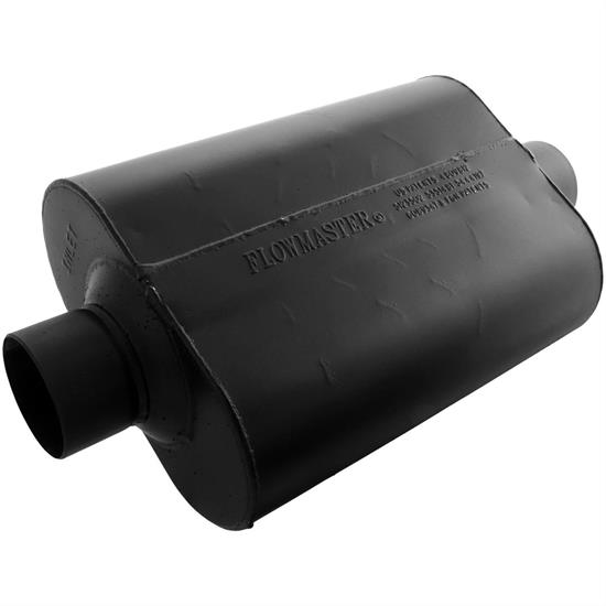 Flowmaster 943045 Super 44 Series Muffler, 3.00 In/Out