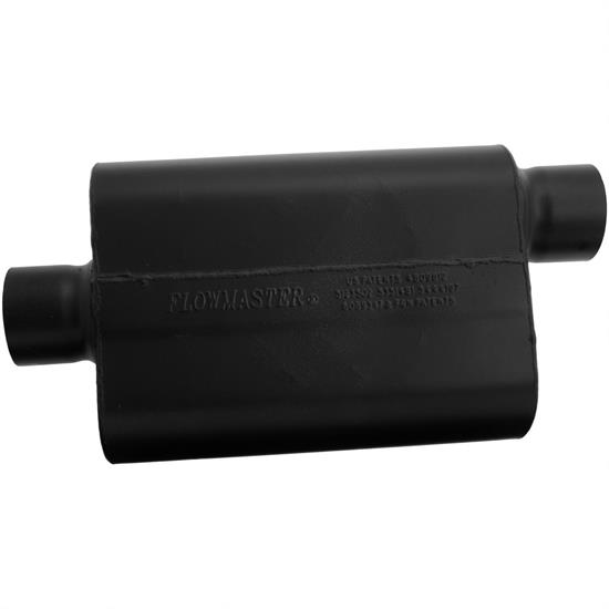 Flowmaster 943047 Super 44 Series Muffler, 3.00 In/Out
