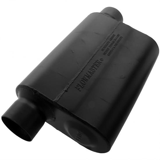 Flowmaster 943049 Super 44 Series Muffler, 3.00 In/Out