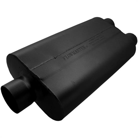 Flowmaster 9430502 50 Series Delta Flow Muffler 3.00 In/ 2.50 Out