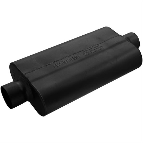 Flowmaster 943050 50 Series Delta Flow Muffler, 3.00 In/Out