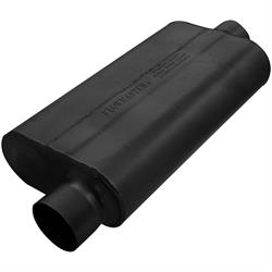 Flowmaster 943051 50 Series Delta Flow Muffler, 3.00 In/Out