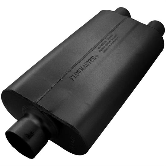 Flowmaster 9430522 50 Series Delta Flow Muffler 3.00 In/ 2.25 Out