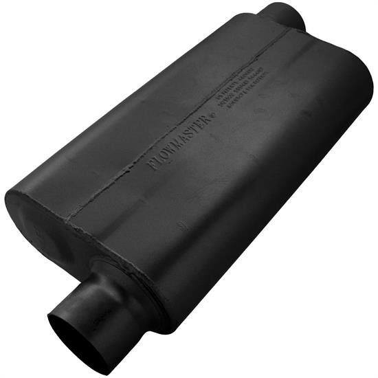 Flowmaster 943053 50 Series Delta Flow Muffler, 3.00 In/Out