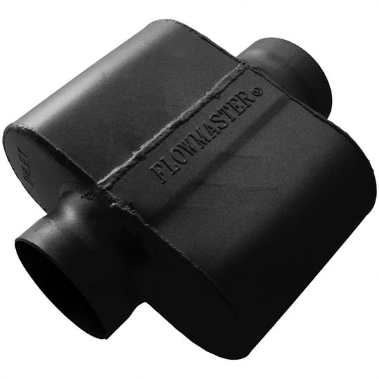 Flowmaster 9435109 Delta Force 10 Series Muffler, 3.50 In/Out