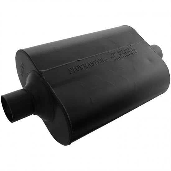 Flowmaster 952445 Super 40 Series Delta Flow Muffler, 2.25 In/Out