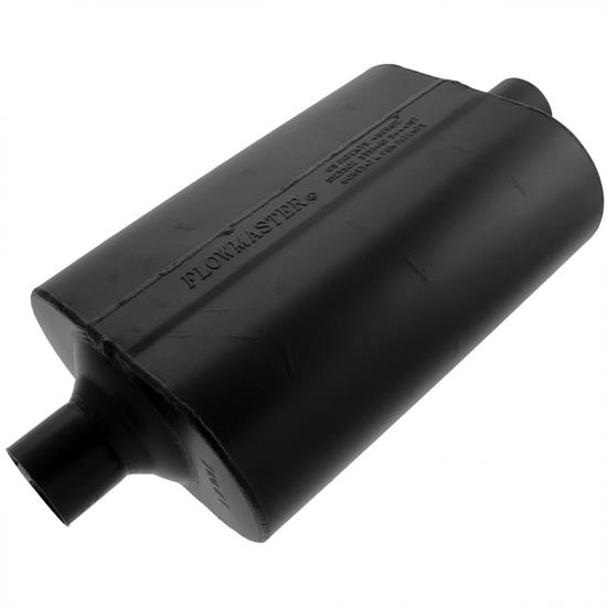 Flowmaster 952460 60 Series Delta Flow Muffler, 2.25 In/Out