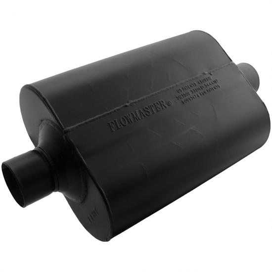 Flowmaster 952545 Super 40 Series Delta Flow Muffler, 2.50 In/Out