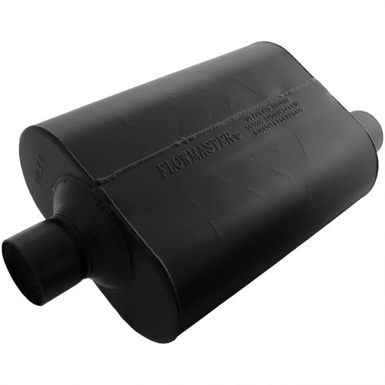 Flowmaster 952547 Super 40 Series Delta Flow Muffler, 2.50 In/Out