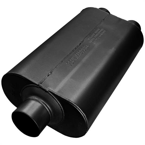 Flowmaster 9530572 50 Series Heavy-Duty Muffler 3.00 In/ 2.50 Out