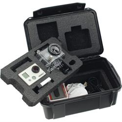 UK Pro 08814-BLACK Underwater Kinetics GoPro Protective Case