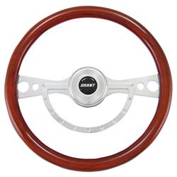 Grant 15852 Heritage Collection Deuce Steering Wheel, 14-3/4 Inch