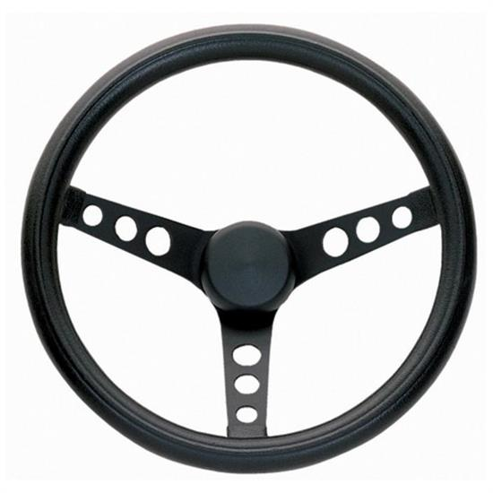 Grant 338 Classic Series Foam Grip Steering Wheel, 13-1/2 Inch