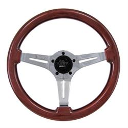 Grant 377 GT Steering Wheel, 14 Inch, Walnut