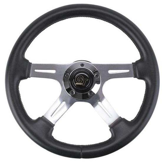 Grant 742 elite gt steering wheel 14 inch ebay for Benetton 4 wheel steering