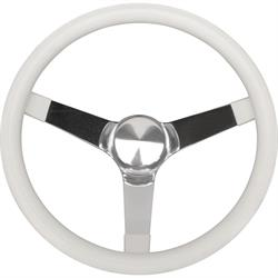 Grant 832W 832 Classic Series 3-Spoke Steering Wheel, 14-3/4 Inch
