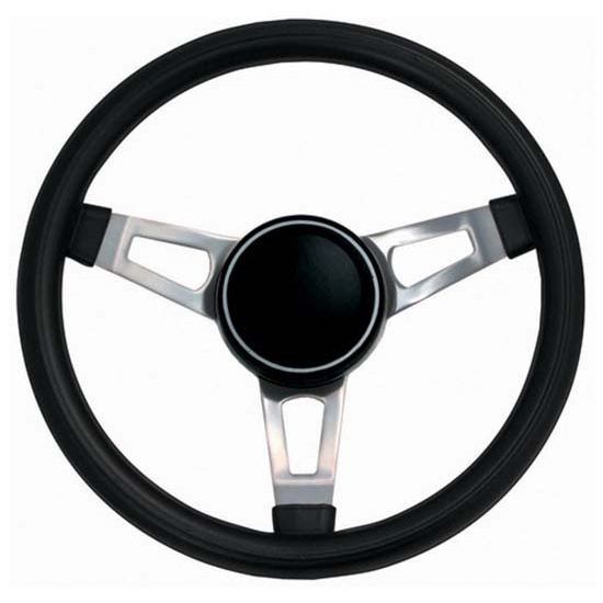 Grant 846 Classic Series Nostalgia Steering Wheel, 15 Inch, 3-Spoke