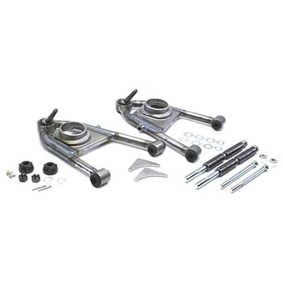 Heidts Mustang II Tubular Lower Arms for Stock Spring/Shock, No Strut