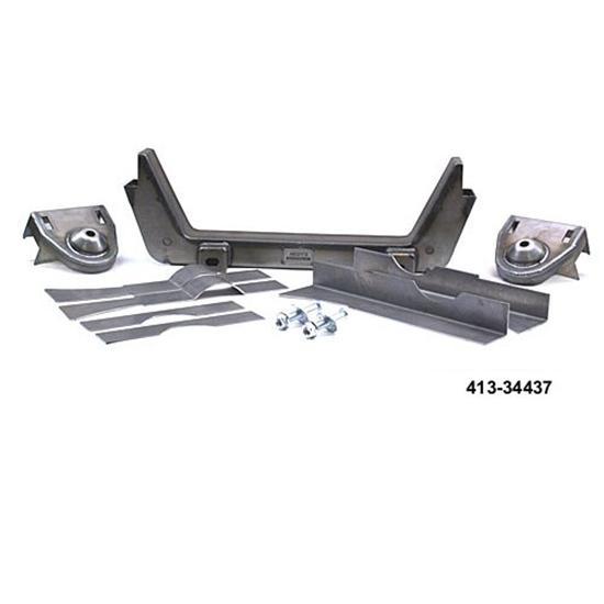 heidts mustang ii crossmember for 64 70 ford mustang frame weld on - Mustang Frame