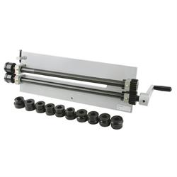 Woodward Fab WFBR6 18 Inch Bead Roller with Dies
