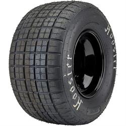 Hoosier 42185 Modified Midget, Micro, Jr Sprint Tire, 64.0/8.0-10