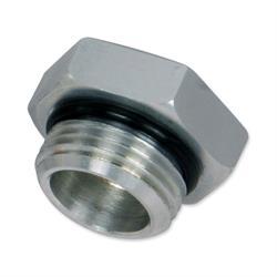 Quick Fuel 100-3QFT Billet Oil Filler Cap, Screw-In