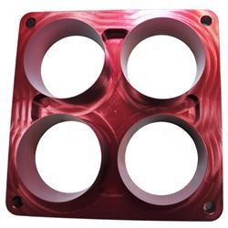 Quick Fuel 300-4500-2RQFT Anti-Reversion Plate Model, 4500 2.125 Inch