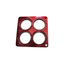 Quick Fuel 300-4500-S3QFT Shear Plate Model, 4500 Style, 2.250 Inch