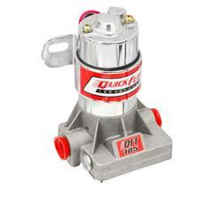 Quick Fuel 30-105QFT Electric Fuel Pump, 105 GPH