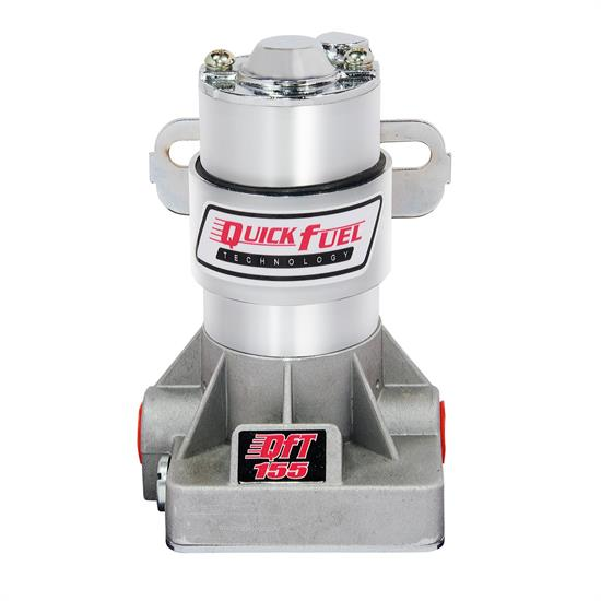 Quick Fuel 30-155QFT Electric Fuel Pump, 155 GPH