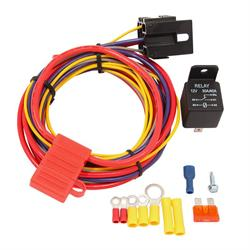 Quick Fuel 30-199QFT Wiring Kit, 30 Amp