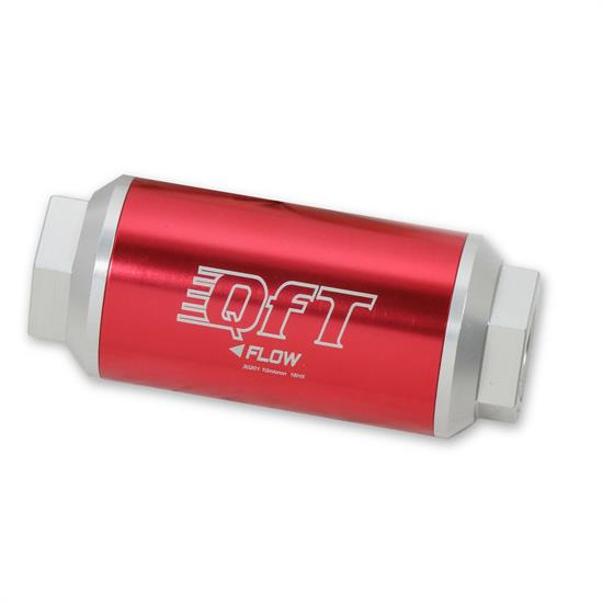 quick fuel 30 7200qft billet fuel filter, 175 gph High Performance Fuel Filter