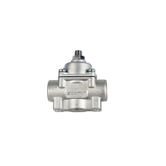 Quick Fuel 30-804QFT Low Pressure Regulator, 1-4 PSI