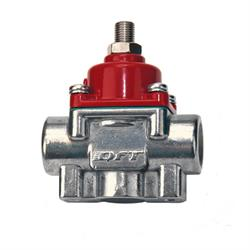 Quick Fuel 30-900QFT Bypass Regulator, 4.5-9 PSI